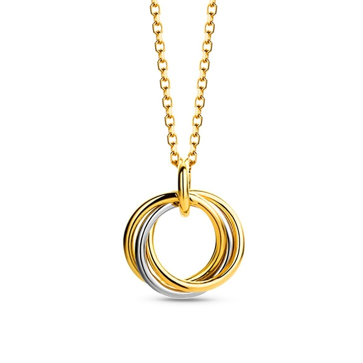 Kette, DIAMADA, 18KT Bicolor Necklace Gold