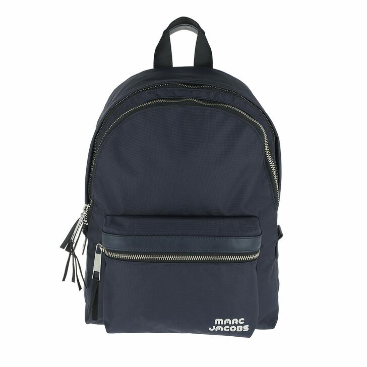 Reisetasche, Marc Jacobs, Trek Pack Large Backpack Midnight