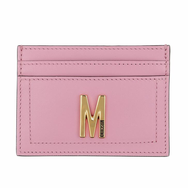 Geldbörse, Moschino, Wallet Rosa