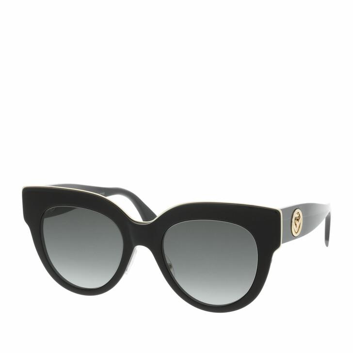 Sonnenbrille, Fendi, FF 0360/G/S Black