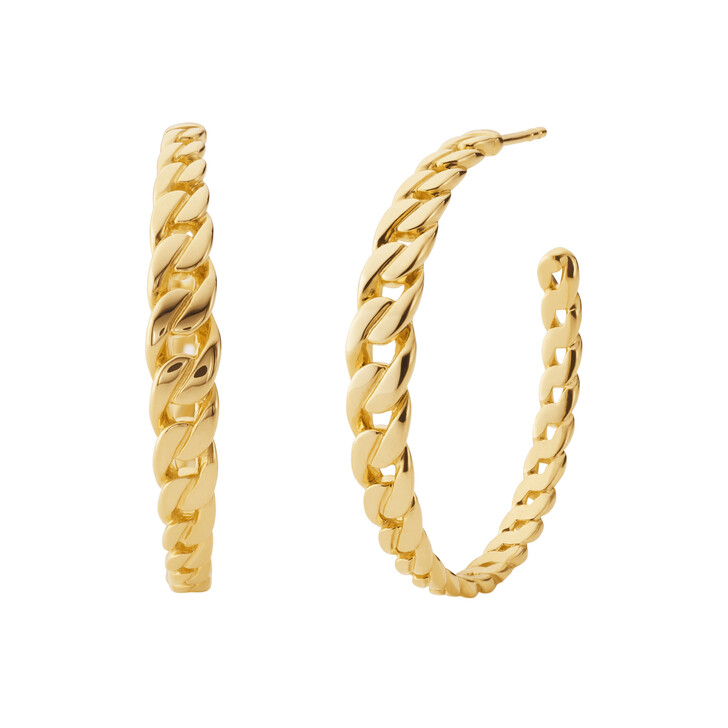 Ohrring, Michael Kors, Premium Earring Yellow Gold