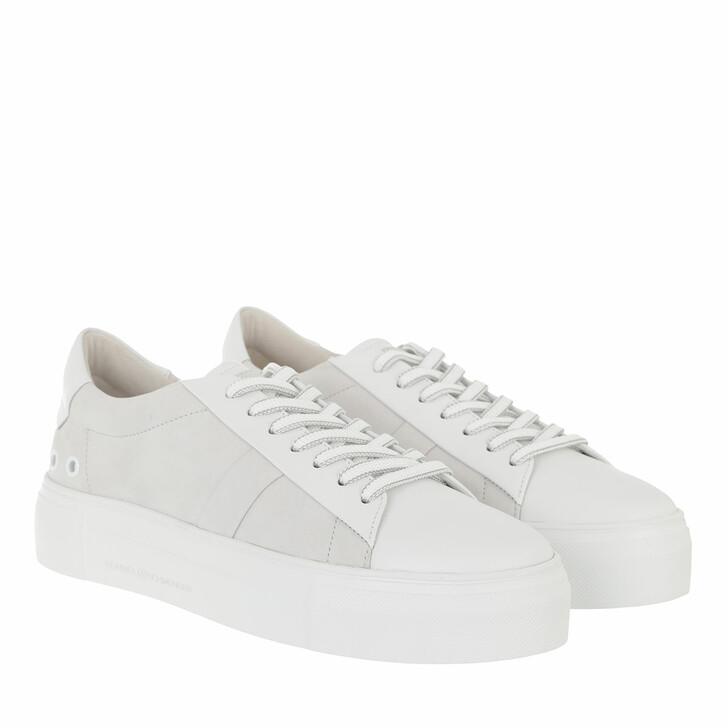 shoes, Kennel & Schmenger, Big Sneaker Leather  Light grey
