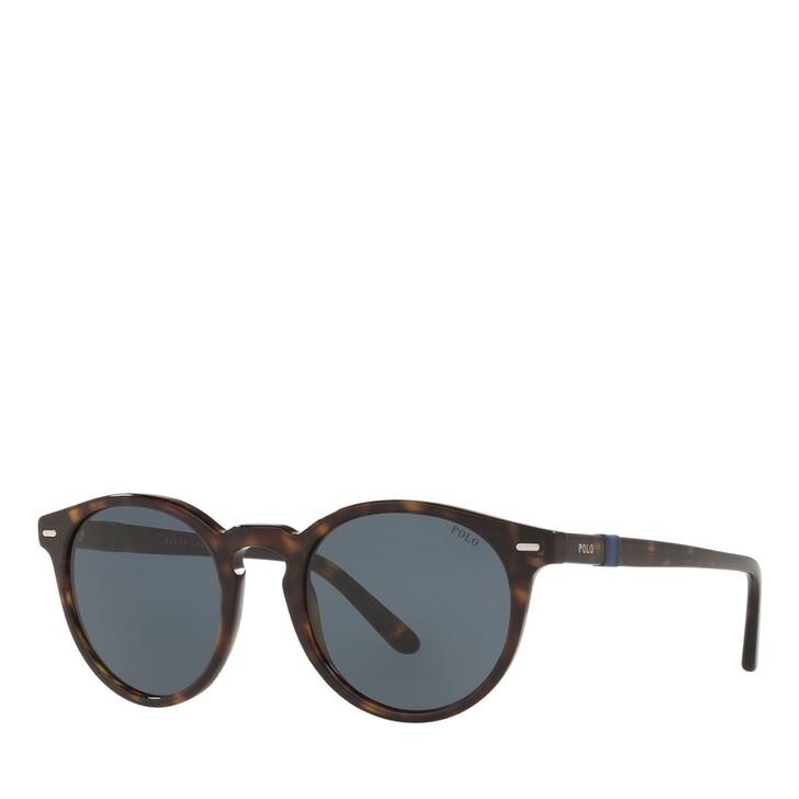 Sonnenbrille, Polo Ralph Lauren, 0PH4151 Shiny Dark Havana