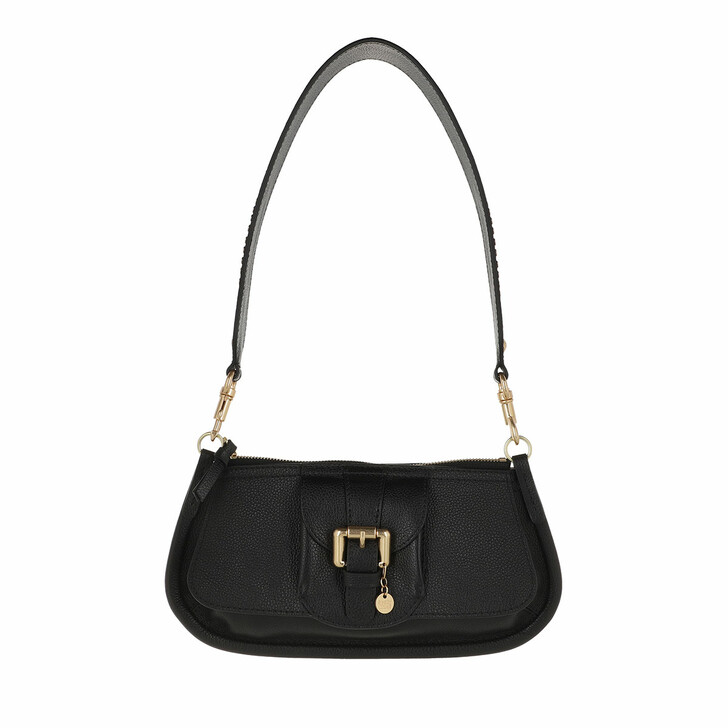 Handtasche, See By Chloé, Crossbody Bag Leather Black