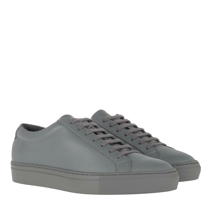 Schuh, Kūlson, Kulson Mud Sneaker Leather Grey