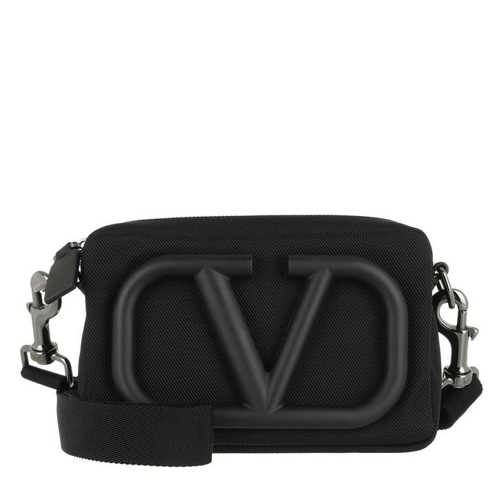 Handtasche, Valentino, Small Crossbody Bag Black