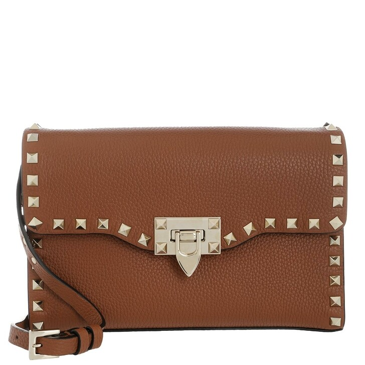 bags, Valentino Garavani, Rockstud Small Crossbody Bag Pastel Selleria