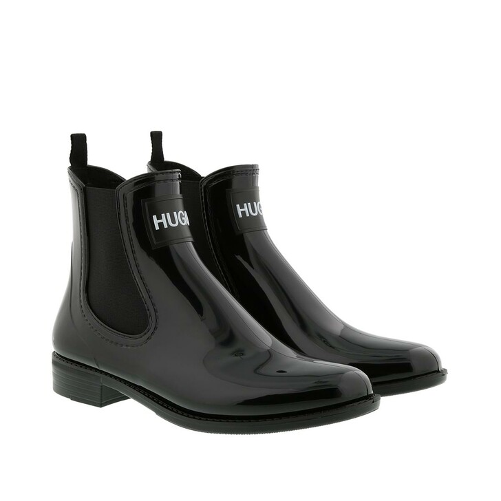 Schuh, Hugo, Nolita Rain Bootie Black