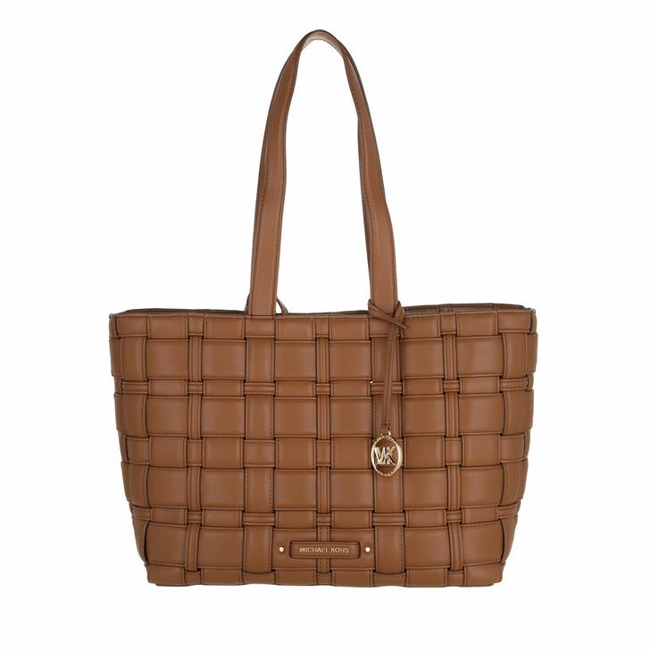 bags, MICHAEL Michael Kors, Medium Ew Tote Luggage