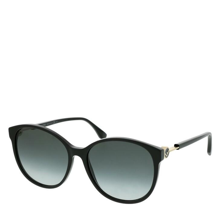 sunglasses, Fendi, FF 0412/S Sunglasses Black