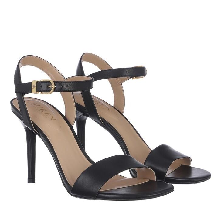 Schuh, Lauren Ralph Lauren, Gwen Sandals Dress Black