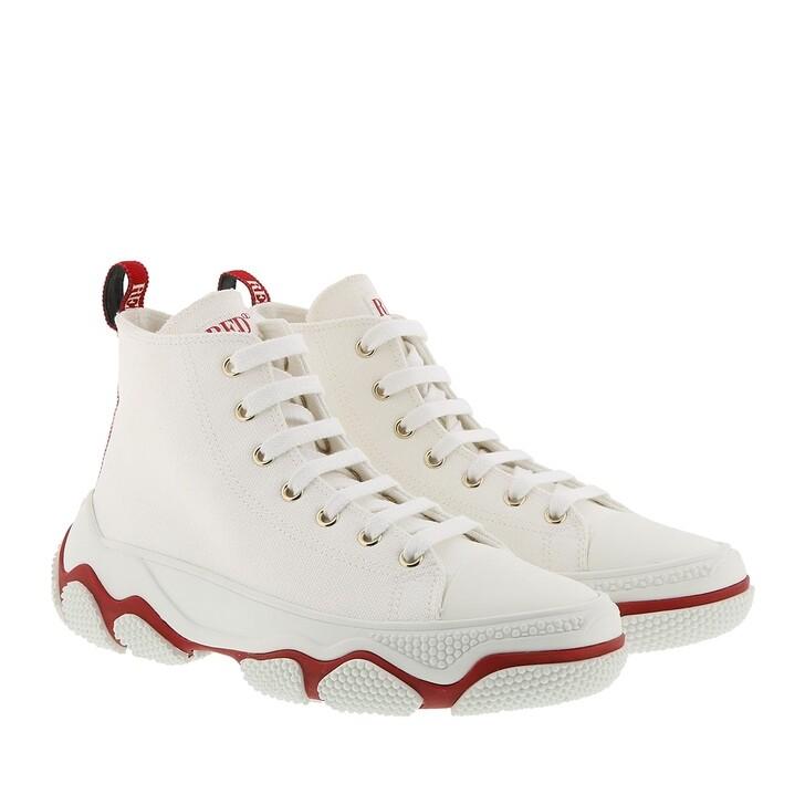 Schuh, Red Valentino, Sneaker White