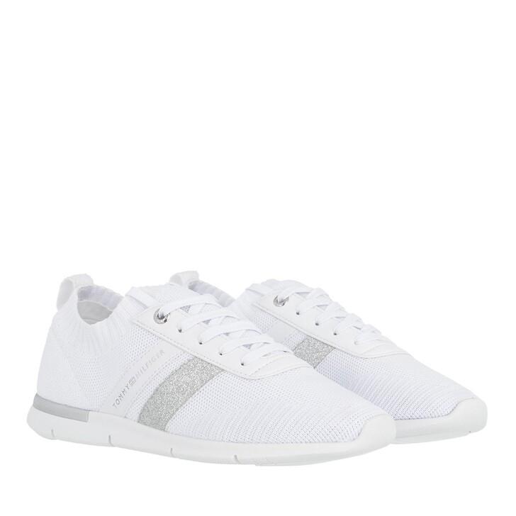 Schuh, Tommy Hilfiger, Feminine Lightweight Sneaker White