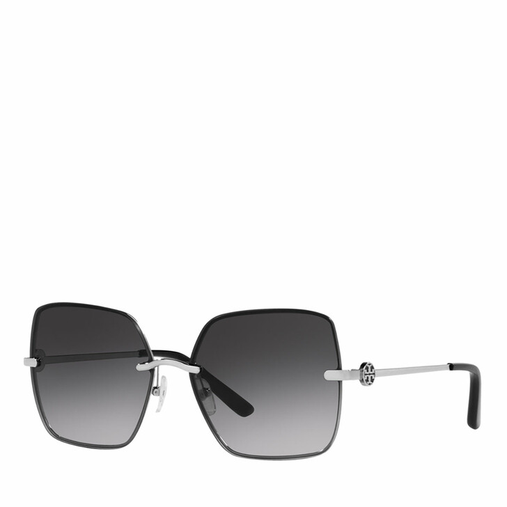 Sonnenbrille, Tory Burch, 0TY6080 SILVER