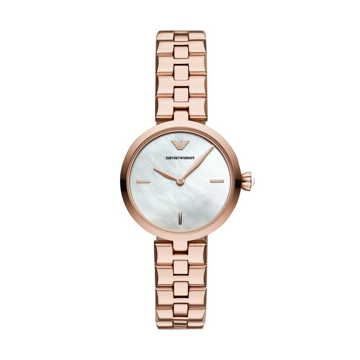 Uhr, Emporio Armani, AR11196 Dress Roségold