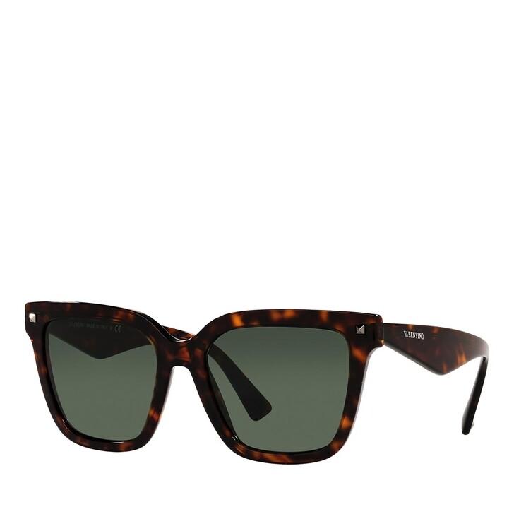 Sonnenbrille, Valentino, 0VA4084 HAVANA