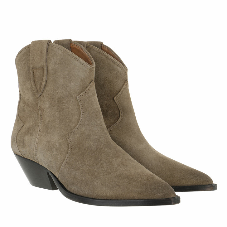 Schuh, Isabel Marant, Doey Boot Taupe