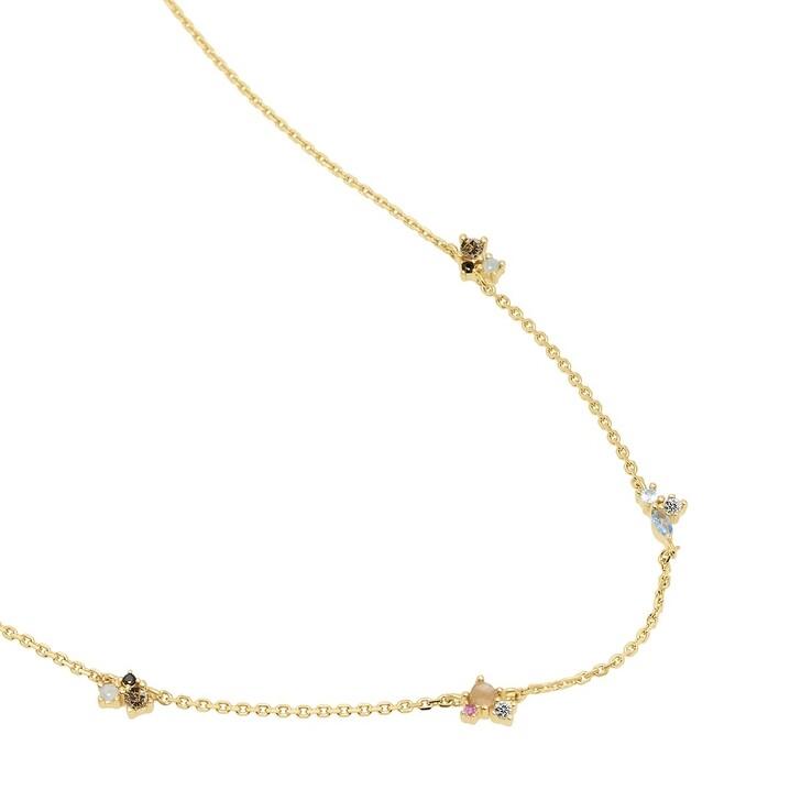 Kette, PDPAOLA, Necklace La Palette Yellow Gold