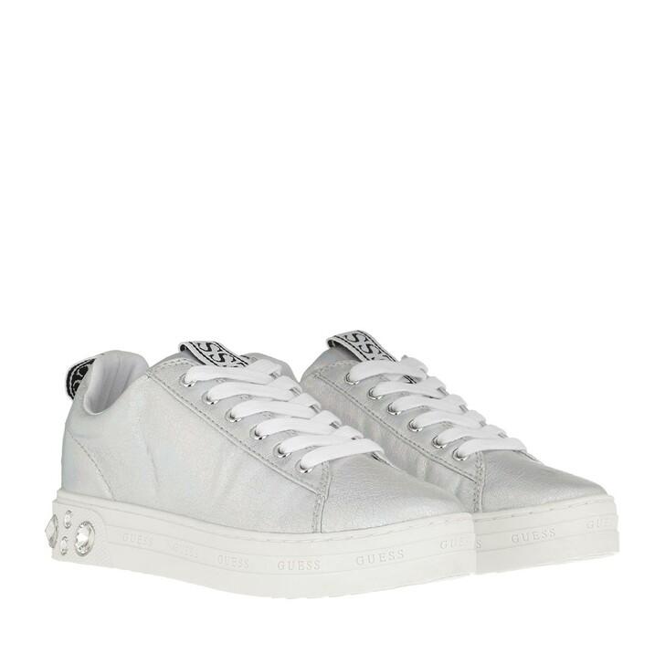 Schuh, Guess, Rivet Active Sneaker Silver
