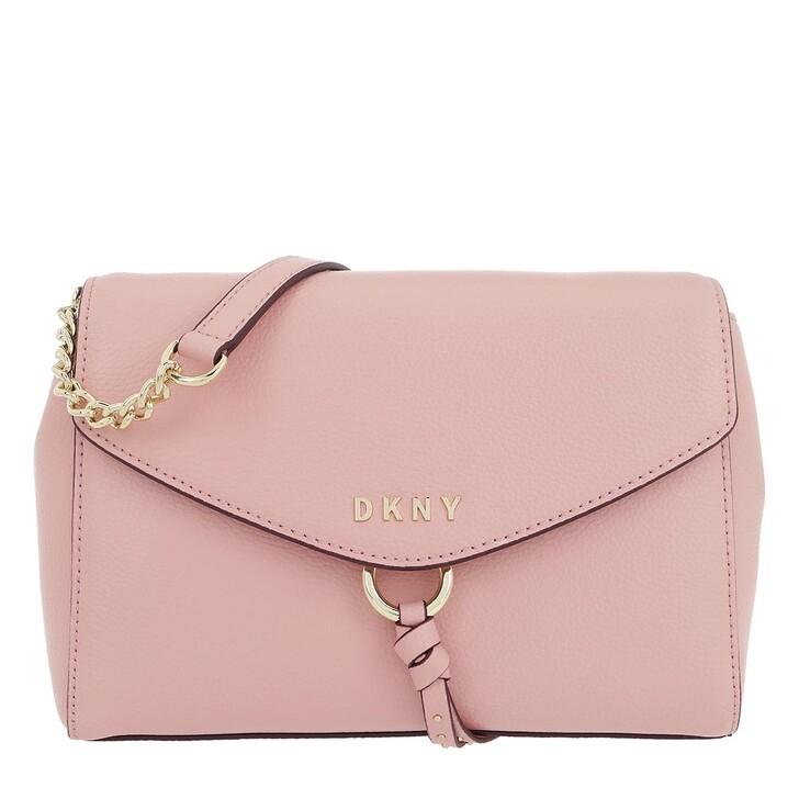 Handtasche, DKNY, Lola Flap Crossbody Cashmere