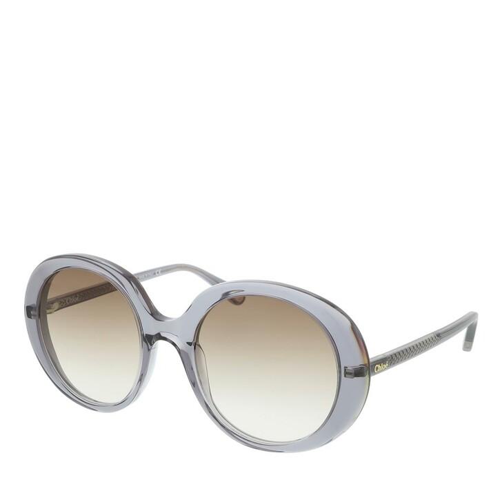 sunglasses, Chloé, Sunglass WOMAN BIO ACETAT GREY-GREY-BROWN