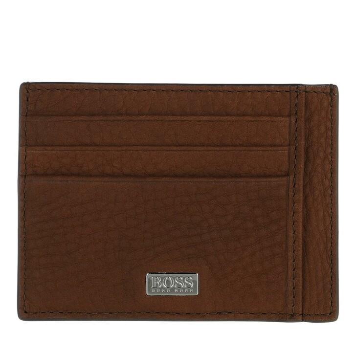 wallets, Boss, Crosstown Wallet Light Pastel Brown