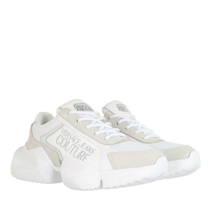 Schuh, Versace Jeans Couture, Linea Fondo Uranus Sneaker White
