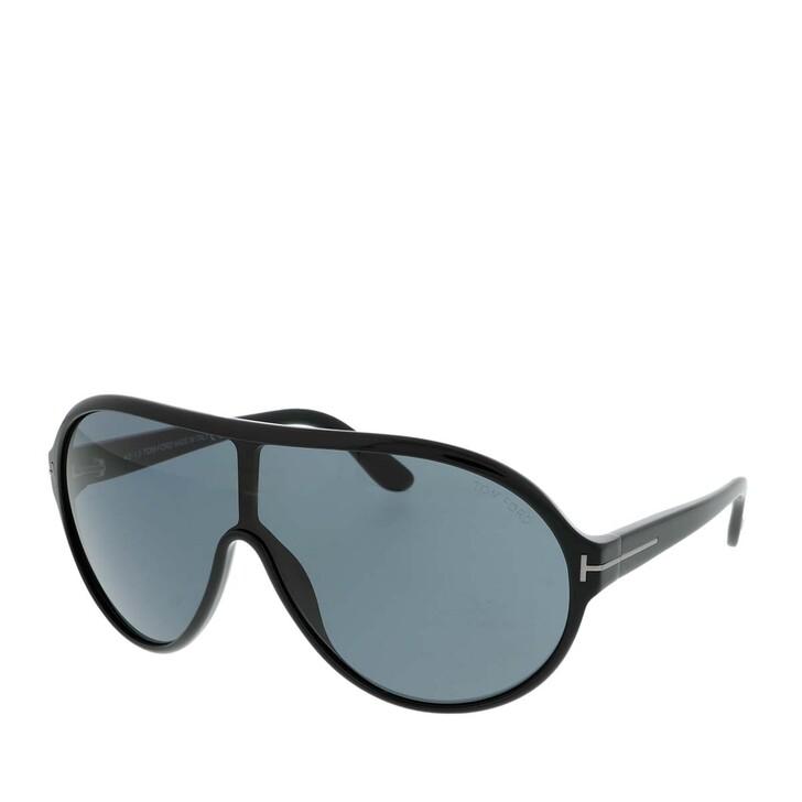 Sonnenbrille, Tom Ford, FT0814-N KUNSTSTOFF SONNENBRILLEN Havanna Dunkel