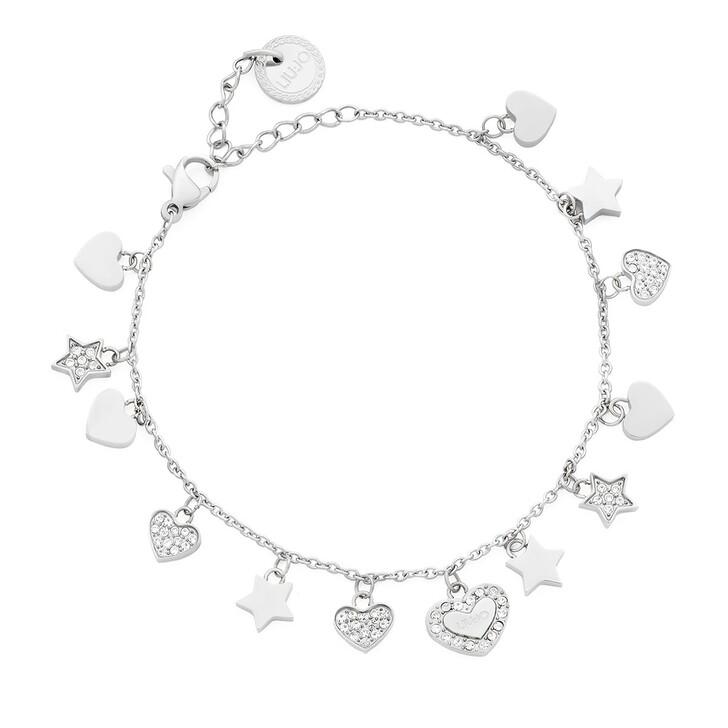 Armreif, LIU JO, LJ1596 Stainless steel Bracelet Silver