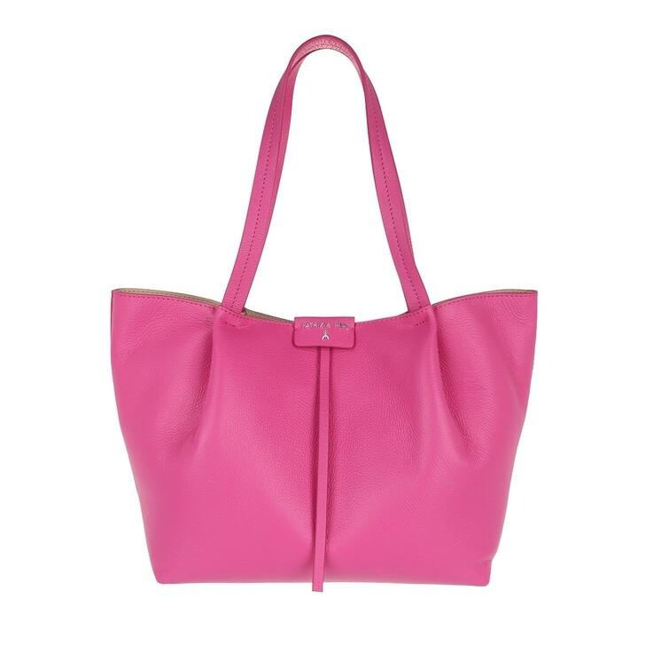Handtasche, Patrizia Pepe, Shopper Fuchsia