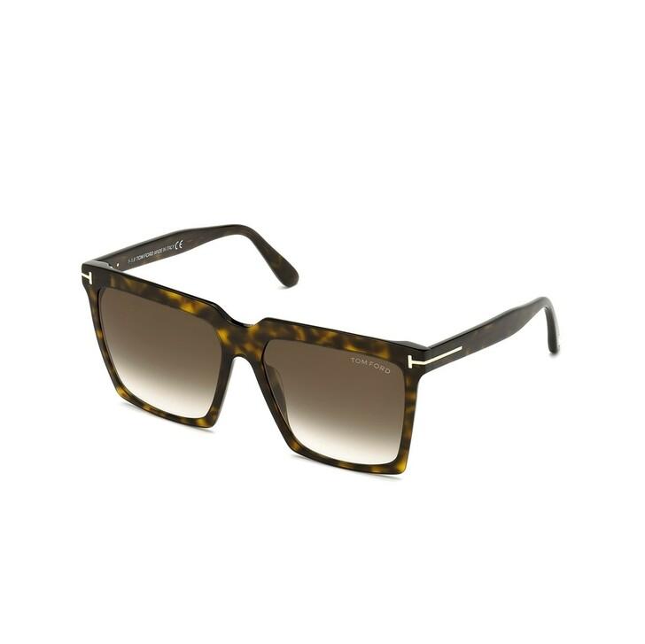 Sonnenbrille, Tom Ford, Women Sunglasses FT0764 Havanna