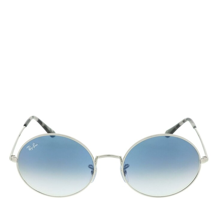 sunglasses, Ray-Ban, Unisex Sunglasses Icons Shape Family 0RB1970 Silver