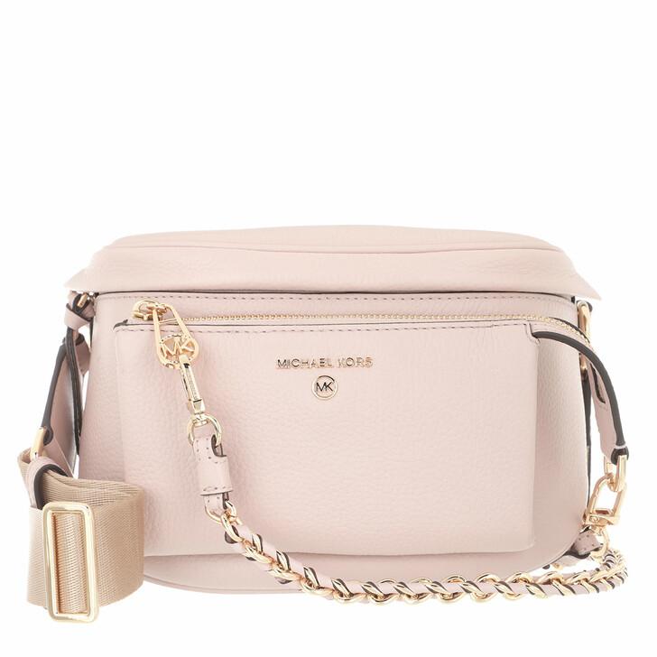 Handtasche, MICHAEL Michael Kors, Medium Sling Pack  Soft Pink