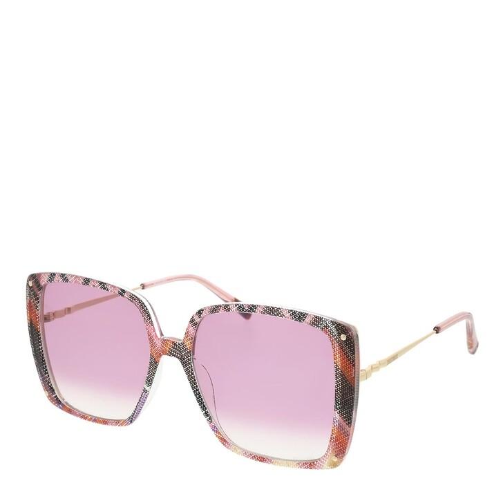 Sonnenbrille, Missoni, MIS 0002/S Graphic Pink