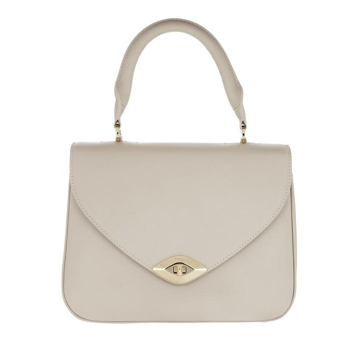 Handtasche, Furla, Eye S Top Handle Perla