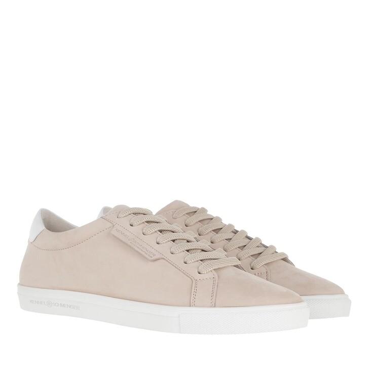 shoes, Kennel & Schmenger, Base Sneakers Soft Nubuk           desert Sw