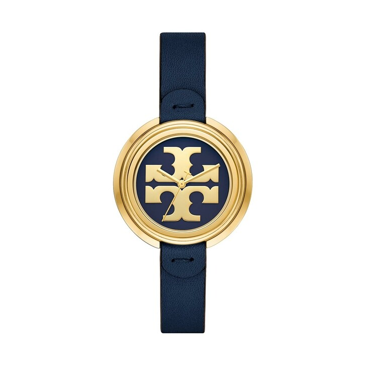 watches, Tory Burch, The Miller Watch Stainless Steel Blue