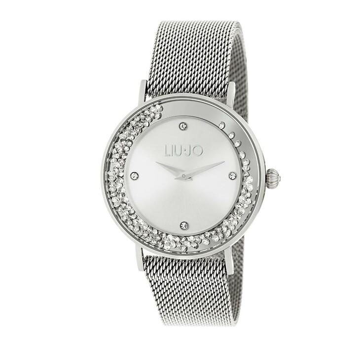 Uhr, LIU JO, TLJ1341 Dancing Slim Quartz Watch Silver