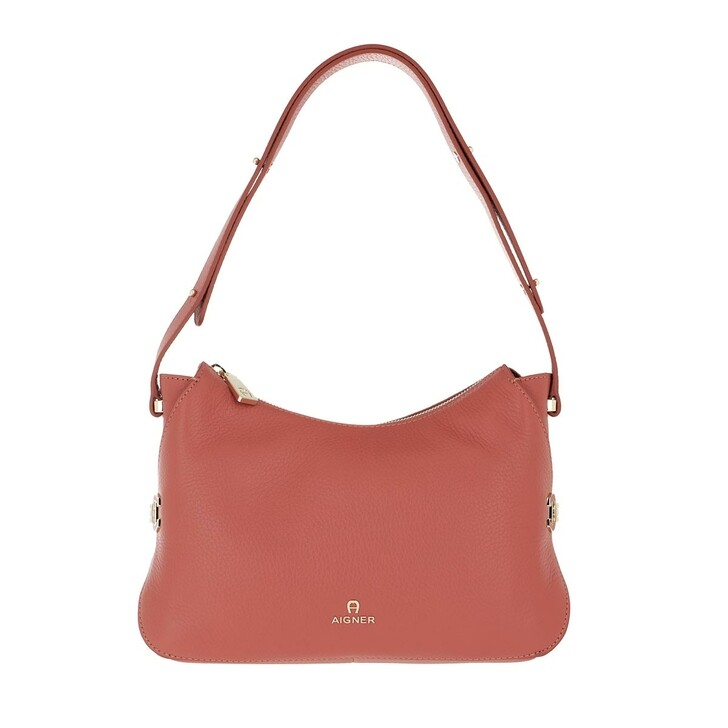 Handtasche, AIGNER, Milano Mini Bag Dusty Rose