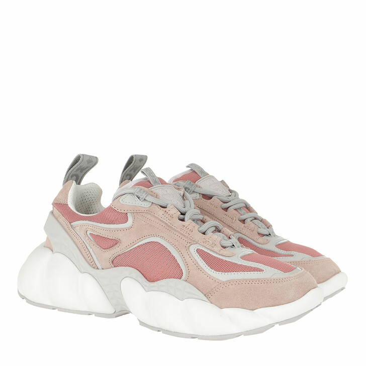 Schuh, MCM, Luft Collection For Pitti Uomo Sneakers Pale Pink