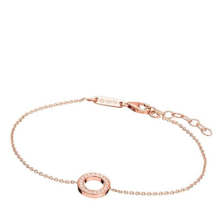 bracelets, BELORO, Bracelet Circle Rose Gold