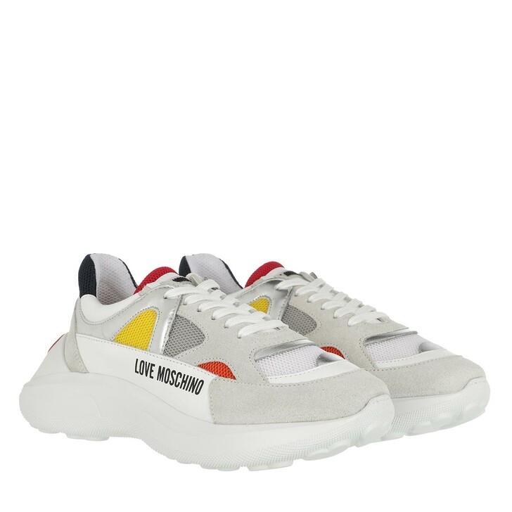 Schuh, Love Moschino, Sneakerd Running60 Mix  Multicolor