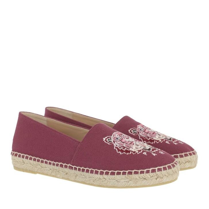 shoes, Kenzo, Espadrille Blackberry