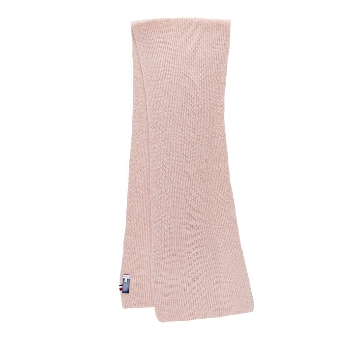 Schal, Tommy Hilfiger, TH Effortless Scarf Clay Pink