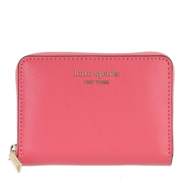 wallets, Kate Spade New York, Zip Card Case  Orchid