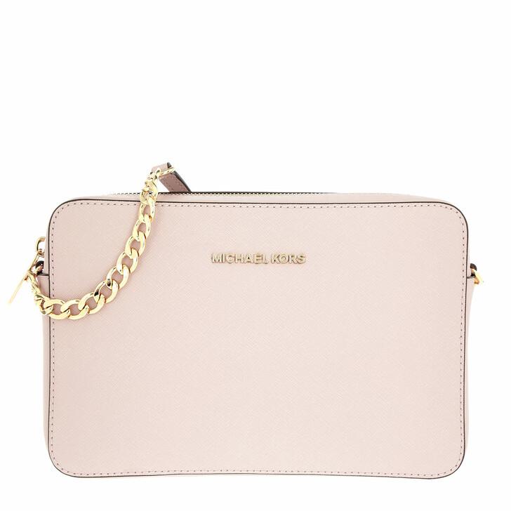 Handtasche, MICHAEL Michael Kors, Large Ew Crossbody Bag Soft Pink