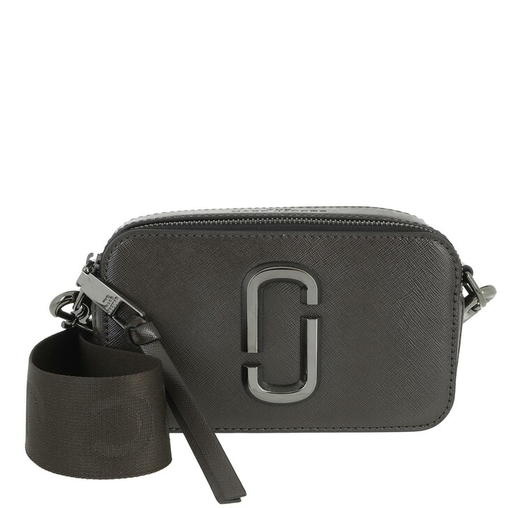 Handtasche, Marc Jacobs, Snapshot Crossbody Bag Ink Grey
