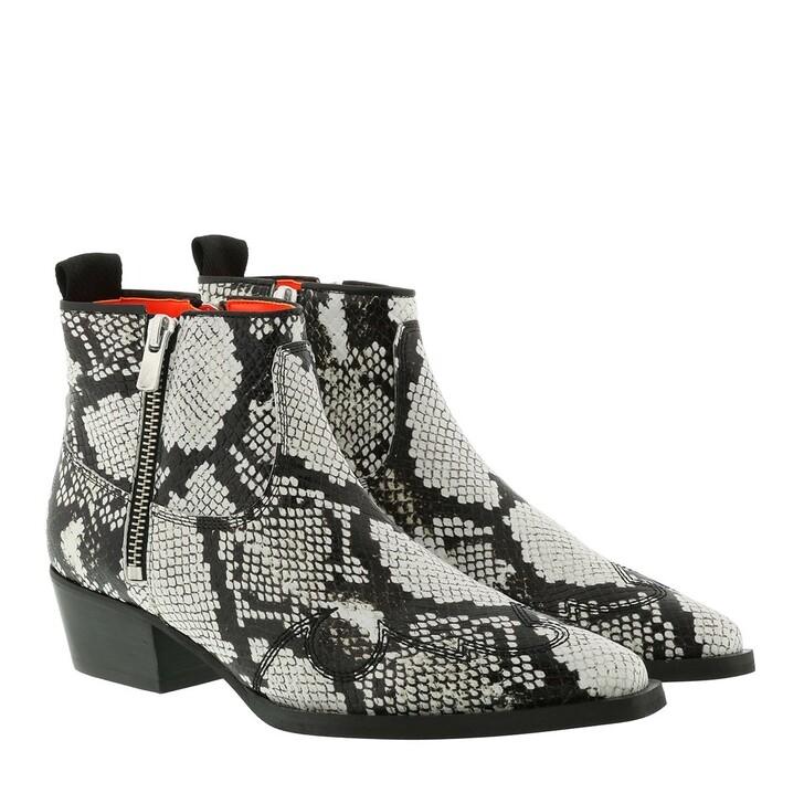 Schuh, Nubikk, Holly Golf Boots Beige
