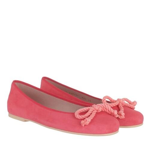 pretty ballerinas -  Loafers & Ballerinas - Rossario Ballerina Shoes - in rot - für Damen