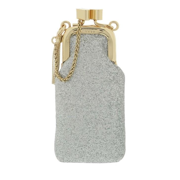 Necessaire, Furla, 1927 Mini Cosmetic Case Light Silver